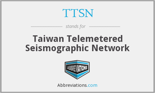 What does TTSN stand for?