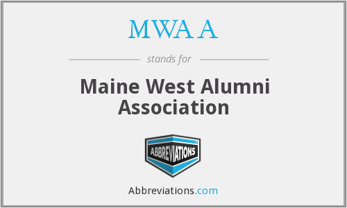 MWAA - Maine West Alumni Association