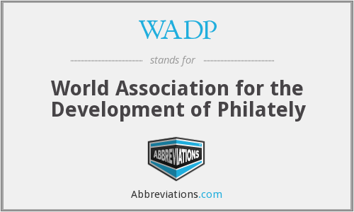 What does WADP stand for?