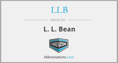 LLB - L. L. Bean