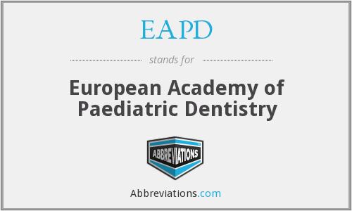 What does EAPD stand for?