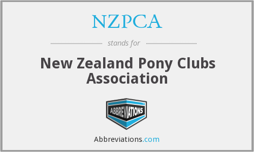 NZPCA - New Zealand Pony Clubs Association
