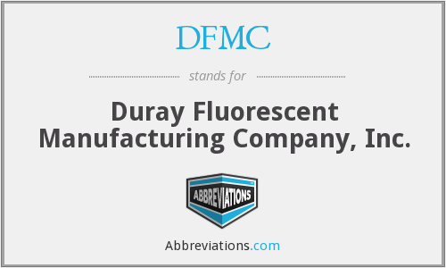 What does DFMC stand for?