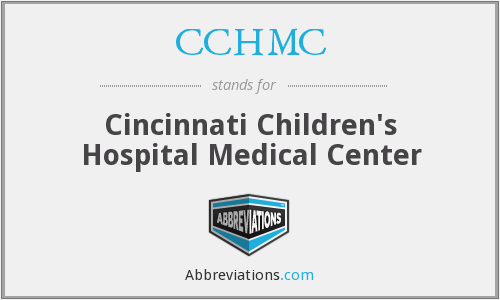 CCHMC - Cincinnati Children's Hospital Medical Center
