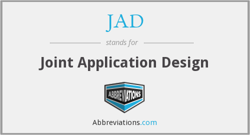 JAD - Joint Application Design
