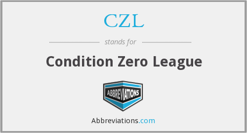 CZL - Condition Zero League