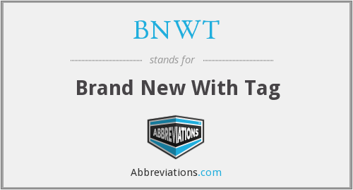 What does BNWT stand for?