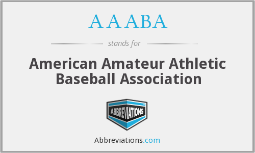 What does AAABA stand for?