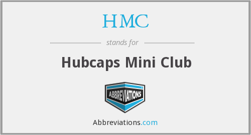 HMC - Hubcaps Mini Club