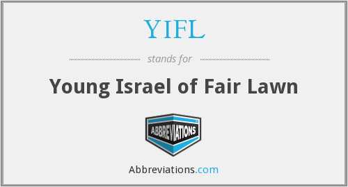 YIFL - Young Israel of Fair Lawn