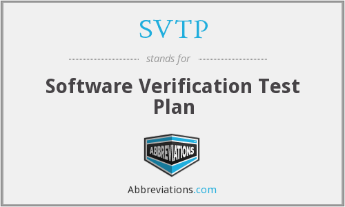 What does SVTP stand for?