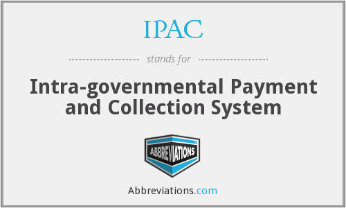 What does IPAC stand for?