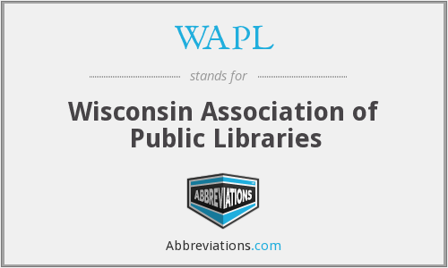 What does WAPL stand for?