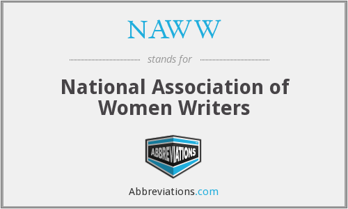 NAWW - National Association of Women Writers