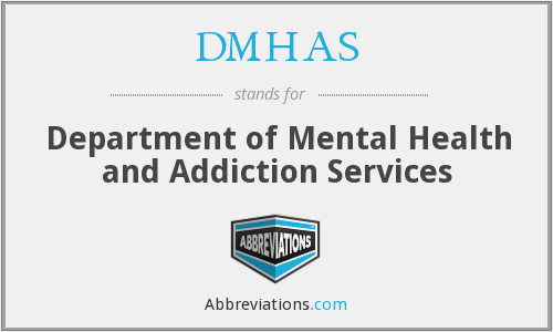 DMHAS - Department of Mental Health and Addiction Services