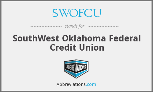What does SWOFCU stand for?