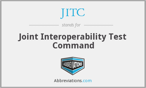 What does JITC stand for?