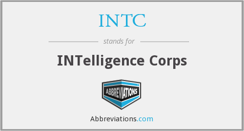 INTC - INTelligence Corps