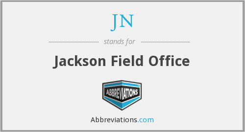 JN - Jackson Field Office