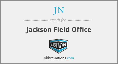 JN - Jackson Field Office