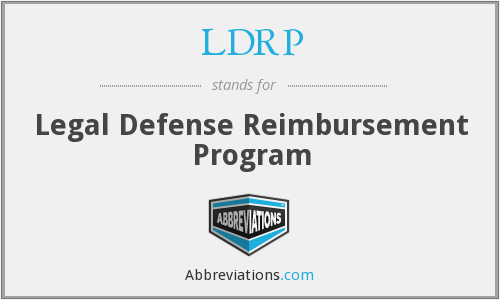 What does LDRP stand for?