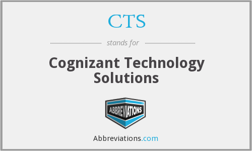 CTS - Cognizant Technology Solutions