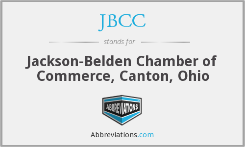 JBCC - Jackson-Belden Chamber of Commerce, Canton, Ohio