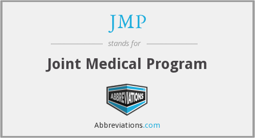 JMP - Joint Medical Program