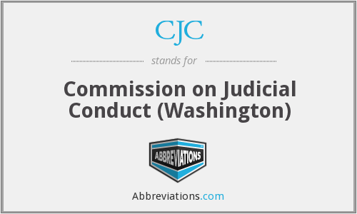 CJC - Commission on Judicial Conduct (Washington)