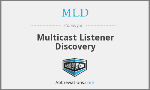 What does MLD stand for?