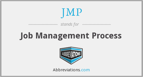 JMP - Job Management Process