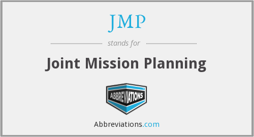 JMP - Joint Mission Planning