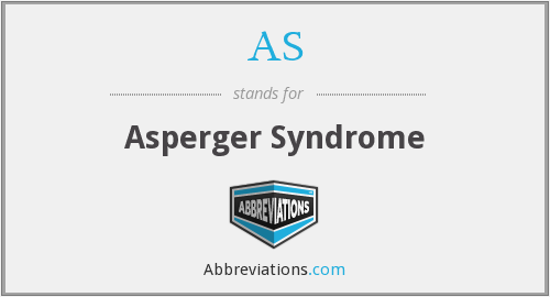 AS - Asperger Syndrome