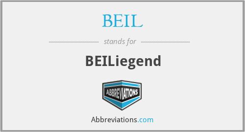 BEIL - BEILiegend