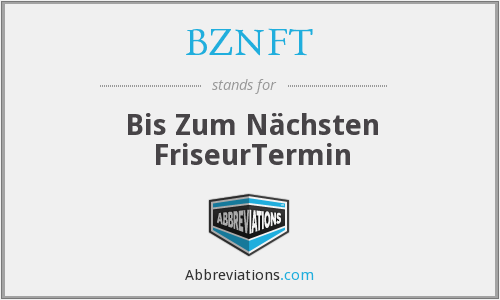 What does BZNFT stand for?