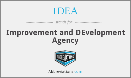 IDEA - Improvement and DEvelopment Agency