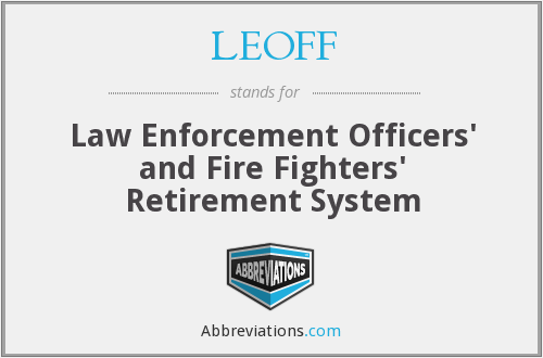 What does LEOFF stand for?