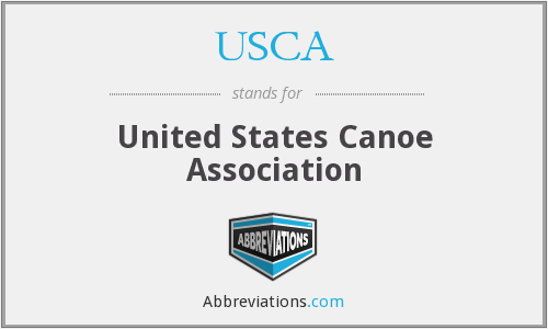 USCA - United States Canoe Association