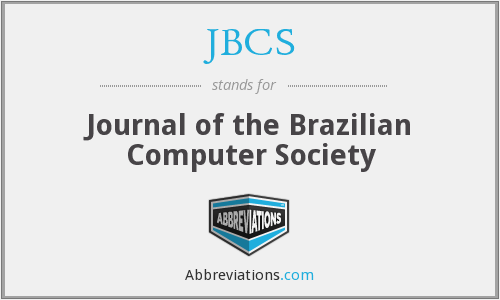 JBCS - Journal of the Brazilian Computer Society