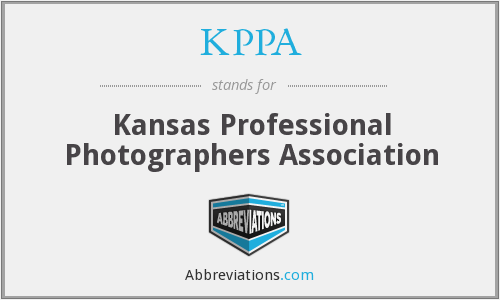 KPPA - Kansas Professional Photographers Association