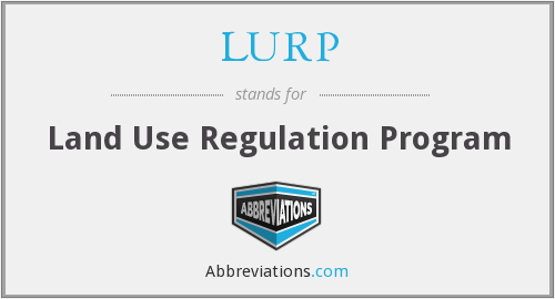 What does LURP stand for?