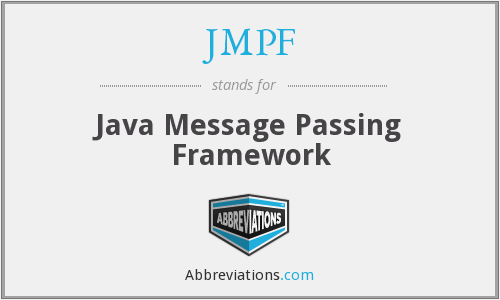 JMPF - Java Message Passing Framework