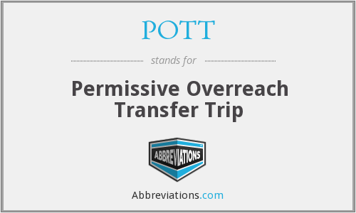 What does permissive stand for?