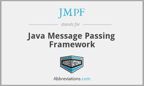 JMPF - Java Message Passing Framework