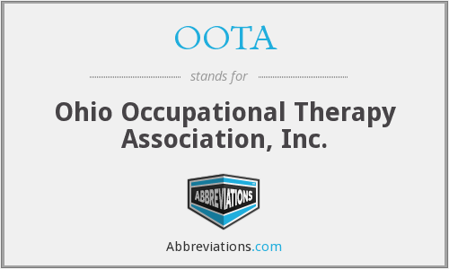 OOTA - Ohio Occupational Therapy Association, Inc.