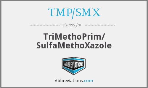 What does TMP/SMX stand for?