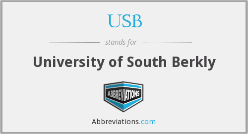 USB - University of South Berkly