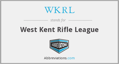What does WKRL stand for?