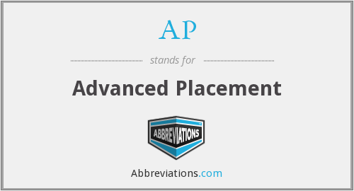What does placement stand for?