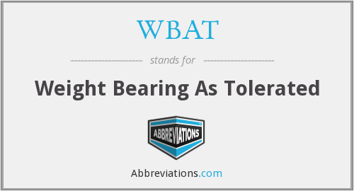 What does WBAT stand for?